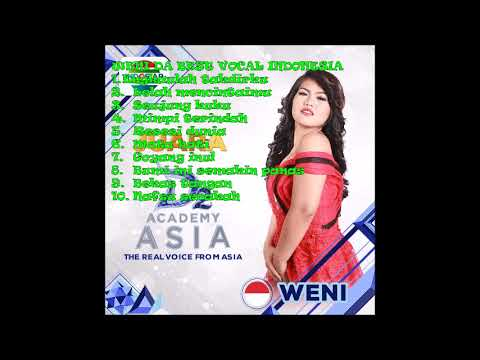 weni best vocal indonesia top 10