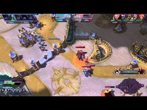 HTC Brawl - Murloc Geniuses vs COGnitive (Game 1) - Final Fight Comms