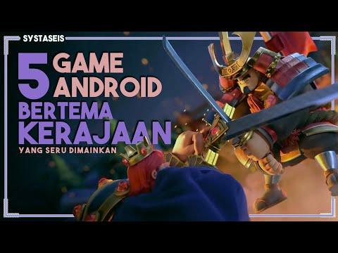 5 Game Android Kerajaan Yang Seru Dimainkan