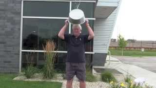 ALS Ice Bucket Challenge - Ran Hoth, President and CEO, BBB Serving Wisconsin