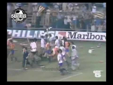 Valencia 2 vs Real Madrid 0 Final Copa del rey 1978/79 Mario Kempes, Quique Wolff FUTBOL RETRO