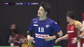 2019年03月17日(日)大崎電気 VS トヨタ車体 JHL日本ハンドボールリーグ