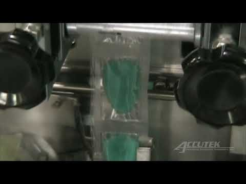 Accutek AccuPack - Packet Form Fill And Seal Equipment