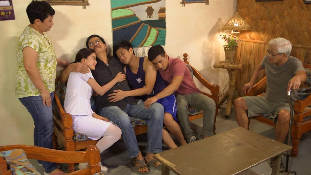 BE MY LADY: The Journey of Crisostomo Family