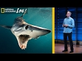 Mako and Tiger Sharks: Photographing the Ocean's Top Predators  (Part 2) | Nat Geo Live