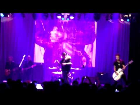 The Cult Electric 13 Live in Anaheim July 26, 2013