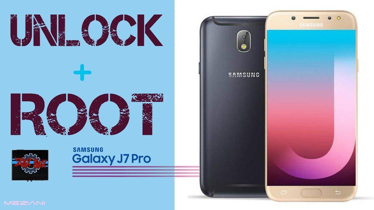 Unlock, Root SAMSUNG J5 PRO SM-J530F | J7 PRO SM-J730F By Z3X Andoid 7 0  Nougat