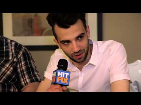 How to Train Your Dragon 2 Interview - Dean Deblois and Jay Baruchel