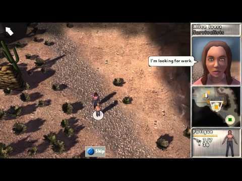 Survivalist Pc Gameplay Part 12 New Recruit Nat Allison