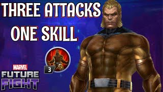 SABRETOOTH FIRST LOOK 👉 UNCANNY AVENGERS | Marvel Future Fight