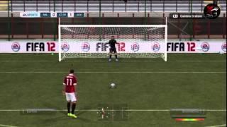 FIFA 12 GAMEPLAY:  MILAN - JUVE  ►THE REVENGE!!!◄ (Concorso FabuTheMdfkr)