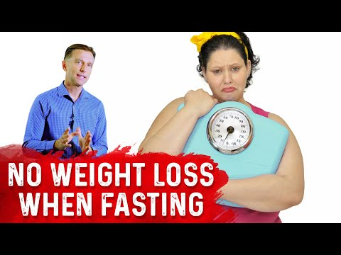 5 Reasons Why You Are Not Losing Weight When Fasting