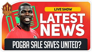 Man Utd 200 Million Pogba Rebuild! Man Utd News