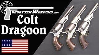 Big Iron: Development of the Colt 1848 Dragoon Revolver