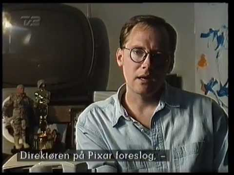 John Lasseter on his short films