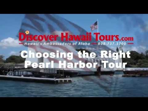 Choosing the Right Pearl Harbor tour