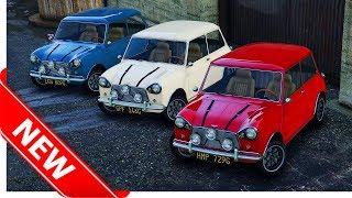 GTA 5 ONLINE - 3 NEW CARS & COPS 'N' CROOKS MODE RELEASED IN GTA 5 ONLINE! (GTA 5 Update)