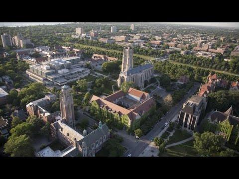 University of Chicago won