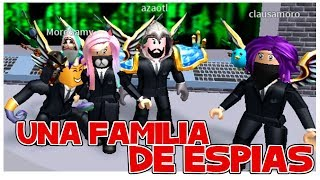 TEAM SamyMoro Spy School - Spy Training Obby! FatPaps ROBLOX in Spanish