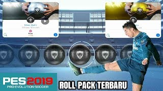 HOW TO GET BLACK BALL IN SILVER PACK AND GOLD PACK PES 2019 MOBILE