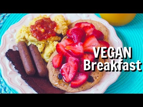 VEGANIZING THE CLASSIC AMERICAN BREAKFAST (Product Review)