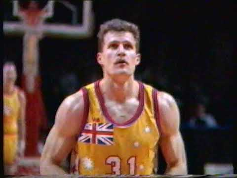 1990 NBL All Star Game in Perth