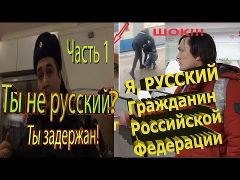 Беспричинная проверка документов полицией, Москва, станция Библиотека имени Ленина