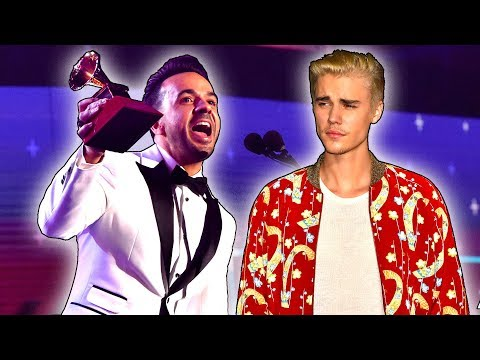 ¡'Despacito' Arrasa en los Latin Grammys 2017!