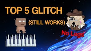 TOP 5 GLITCH THAT STILL WORKS! (2018) | Growtopia