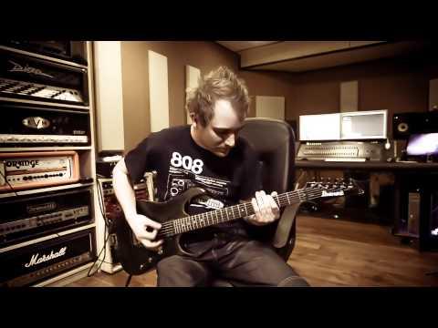 SYBREED - A.E.O.N. (Drop's guitar playthrough)