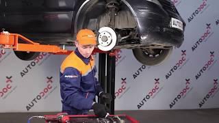 Гледайте нашето видео ръководство за отстраняване на проблеми с Свързваща щанга MERCEDES-BENZ