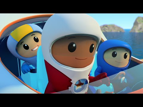 Environment Exploring with the Go Jetters | Go Jetters Official