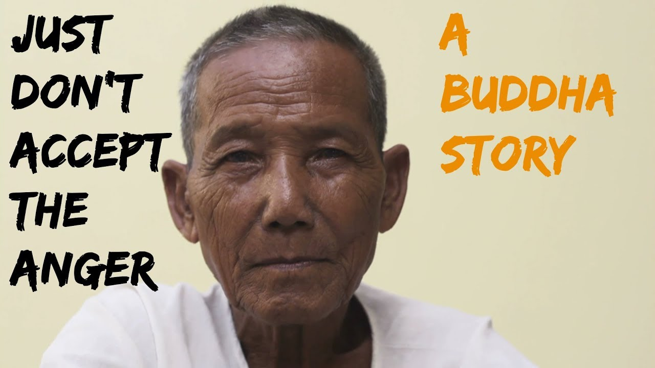 A Short Buddha Story To Let Your Anger Dissapear