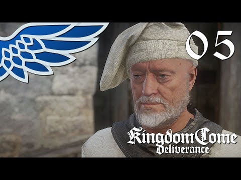 KINGDOM COME DELIVERANCE | STEALING FROM THE DEAD PART 5 - Let's Play Gameplay
