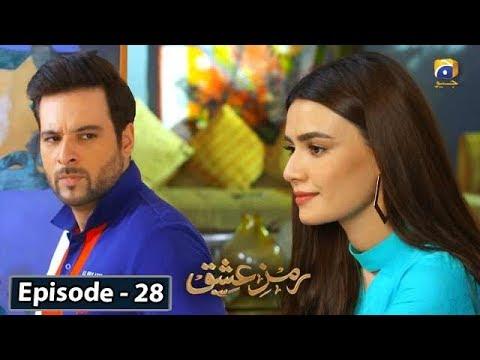 Ramz-e-Ishq - EP