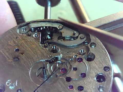 Vostok, Boctok 2214 disassembly