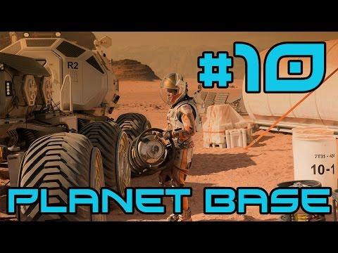 Planetbase - Food Crisis! #10