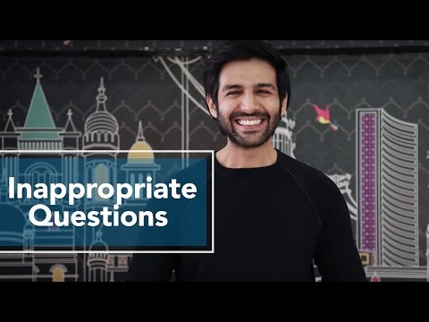 Thumbnail: Inappropriate Questions With Kartik Aaryan!