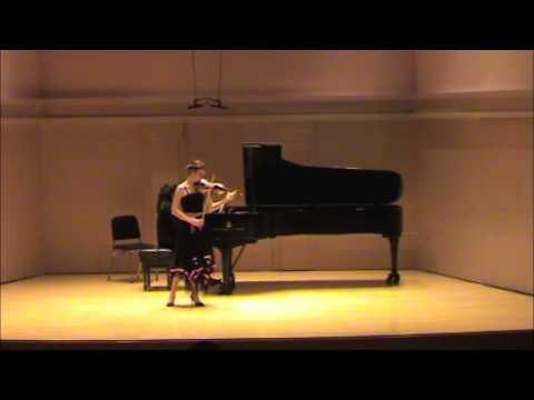 Shostakovich Violin Concerto - Nocturne Part 2