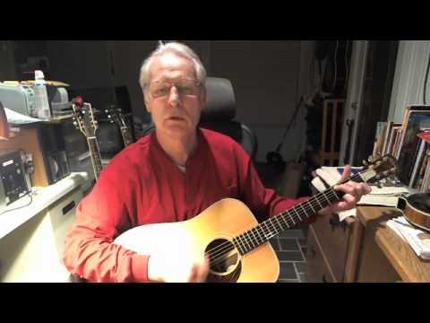 Sea of Heartbreak -- guitar (Don Gibson cover)
