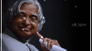 Kalam Kalam | Sidsriram Voice | Inspiration | @apj_bgms
