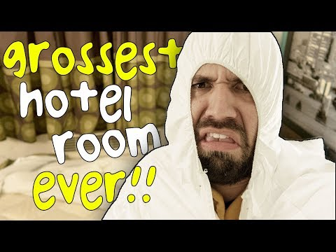 Inside The Grossest Hotel Ever - You Won't Believe It!!