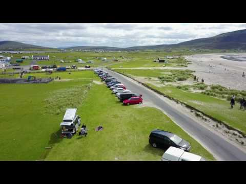Achill Island, Ireland from the Air (4K drone footage) - July 2017