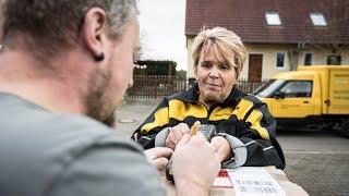 Der Alltag einer Postbotin – mit Heike Straube unterwegs in Blankenfelde