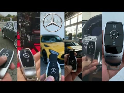 Mercedes Benz Concept Key Car And Interior by Nawab Saab Official