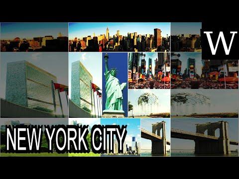 NEW YORK CITY - WikiVidi Documentary