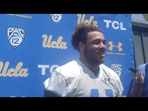 Video: Jayce Smalley on UCLA's improving chemistry on defense