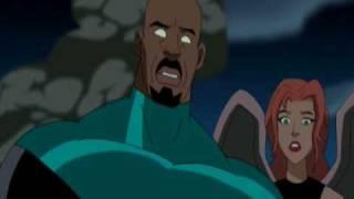 JLU - The Flash Saves the World