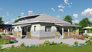 Типовой проект дома Римини.(, 2017-10-30T09:59:58.000Z)