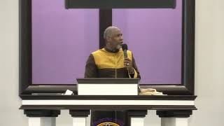 Sunday Morning Worship with Pastor Curtis Grant 4/25/21